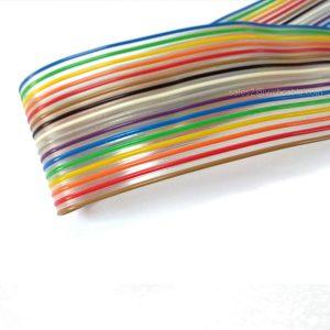 Rainbow Ribbon Cable