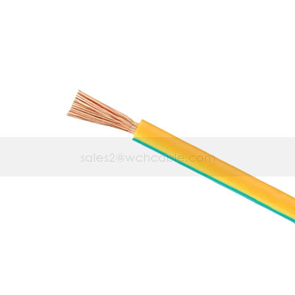 stripe colored wire
